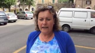 Sindaco di Sorano Carla Benocci su sanità locale - AGIPRESS