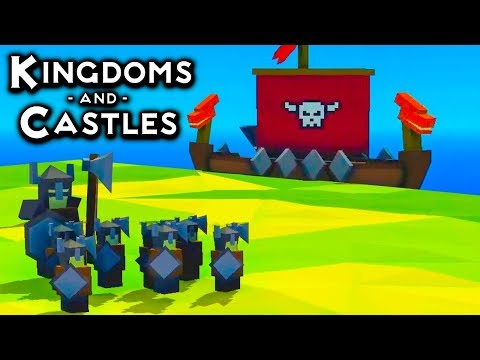 VIKINGS ATTACK! - KINGDOMS & CASTLES #3