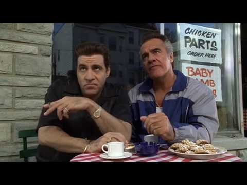 Where the jacket - The Sopranos HD