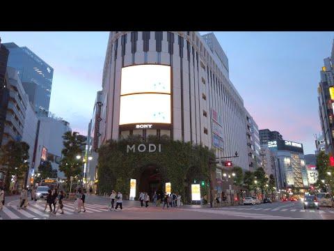 【4K】Walk Around Tokyo Shibuya  At The End Of May 2020【Osmo Pocket】