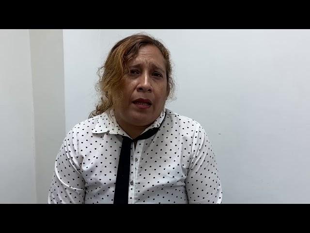 En búsqueda de familiares fallecidos durante la pandemia - Carmen Peralta