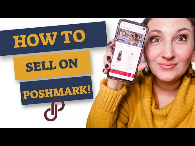 How to Sell on Poshmark Tutorial for Beginners