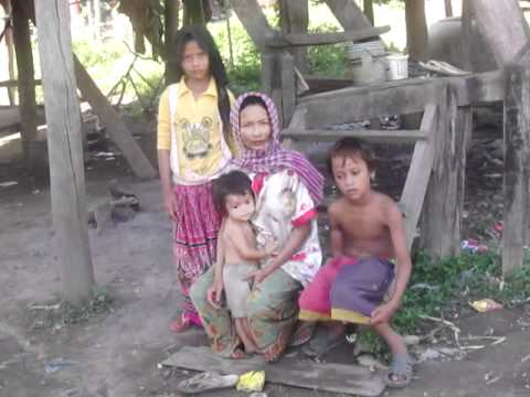 The Poorest and Disability of Cham Muslim in Cambodia