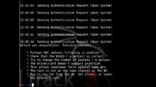 How to Easily Crack WEP Keys with Backtrack 3