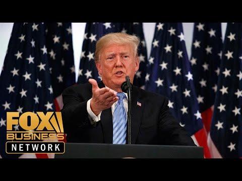 Trump slams Judge Napolitano on obstruction claims
