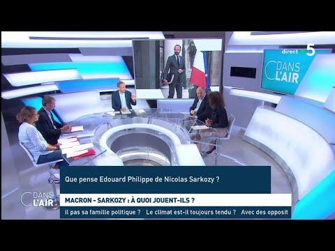 Macron - Sarkozy : à quoi jouent-ils ? - Les questions SMS #cdanslair 15.08.2019
