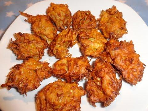 Recipe - Manchurian Pakoda (मराठी )