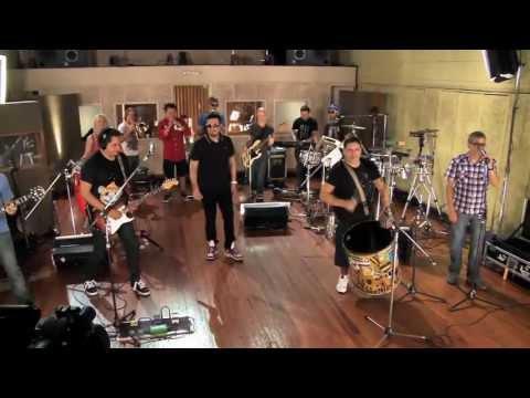 Los Autenticos Decadentes - El Murguero - Encuentro en el Estudio [HD]