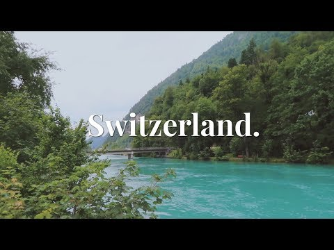 Switzerland Travel Diary