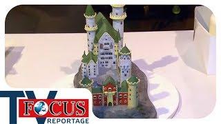 Kuchen-Kunst und Torten-Trend - Deutschland im Back-Wahn | Focus TV Reportage