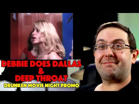 REACTION! Debbie Does Dallas 1979 & Deep Throat 1972 - DRUNKEN MOVIE NIGHT AFTER DARK Promo from YouTube · Duration:  12 minutes