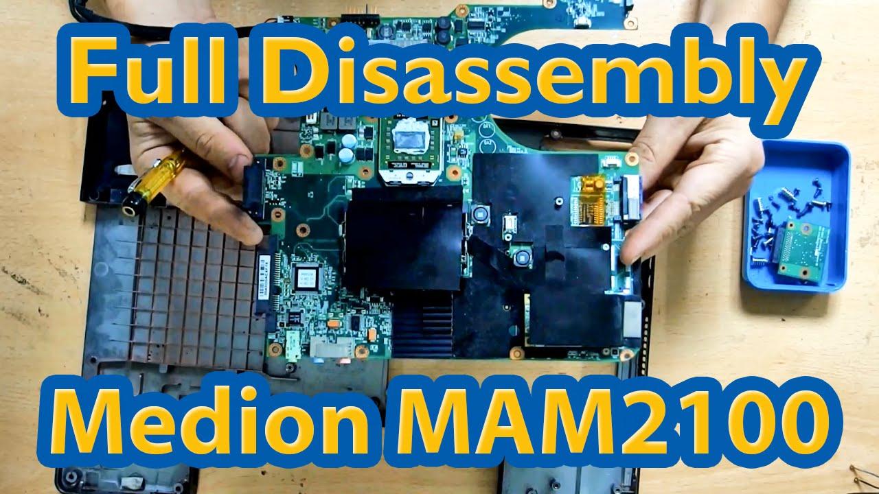 MEDION MAM2100 WIRELESS DRIVERS UPDATE