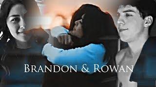 ♦ поломанные психи || Brandon & Rowan [+S3]
