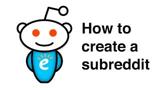 how To Create Your Own Subreddit