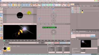 Speed Art's Eclipse Solar cinema 4d
