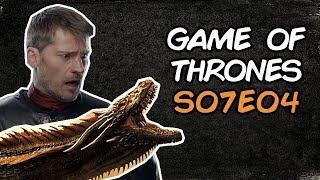 DRACARYS NELES EM GAME OF THRONES S07E04 | Discussão do episódio