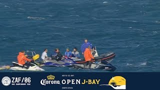 Shark Scare Puts the Corona Open J-Bay 2017 Contest on Hold thumbnail