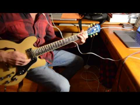 Zach Ladin - Wellspring (guitar take 3)