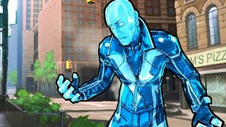 Spider-Man Unlimited: Issue 3 - Pure Energy Electro Battle