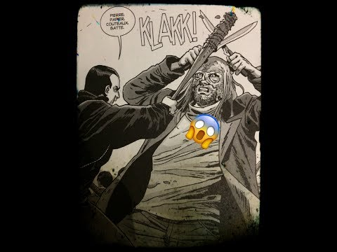 Negan vs beta la mort de lucille vf !