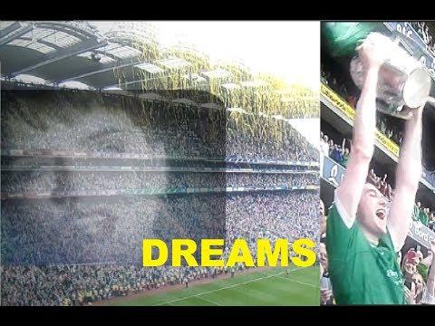 Limerick Win All Ireland Hurling Final. Dolores O'Riordan. Dreams Come True.