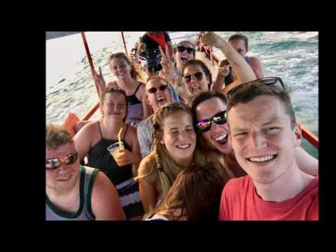 Backpacking through Thailand 2017