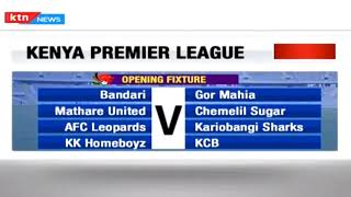 Gor Mahia will begin their title defense for the 2018/2019 season against Bandari
