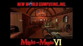Might & Magic VI : The Mandate of Heaven  - early Game Teaser (1996)