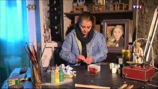 Catherine Rivière - Créatrice et restauratrice d