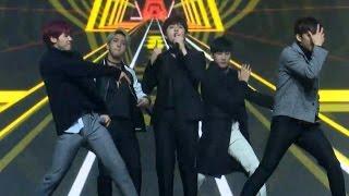 B1A4 'Good Timing' Stage Showcase (비원에이포, 진영, 신우, 산들…