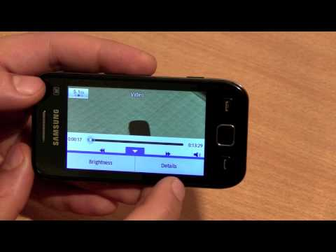 Samsung Wave 575 Full Review