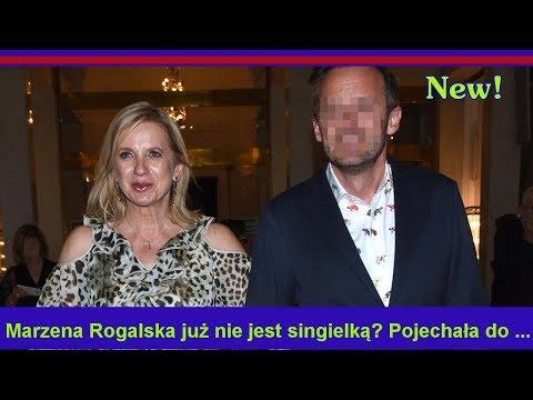 Marzena Rogalska już nie jest singielką? Pojechała do Paryża z pewnym mężczyzną...
