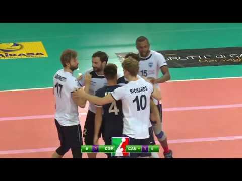 Volley A2M 2016/17 Riva, Caio e Gerosa regalano il secondo successo a Cantù