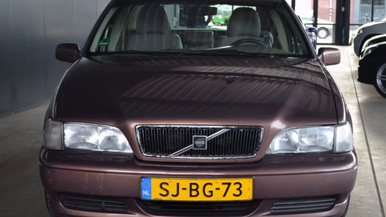 Volvo S70 25 20v Luxury Line Lpg G3 Automaat Airco Cruise Control 850 Leder Trekhaak Inruil Mogelijk