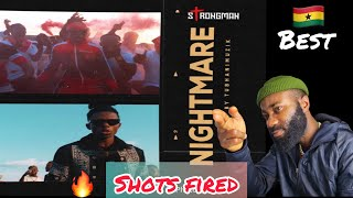 Download Strongman - Nightmare [Official Video] *FREEZY REACTION*