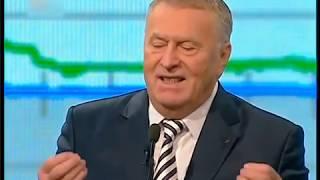 Жириновский на украинском ТВ: Свобода слова