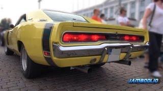 INSANE MOPAR V8 SOUND! 1970 Dodge Charger R/T SE 440 7.2L