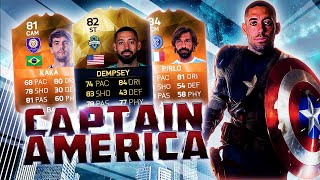 IF DEMPSEY AND THE HEROES OF EUROPE! FIFA 16 ULTIMATE TEAM