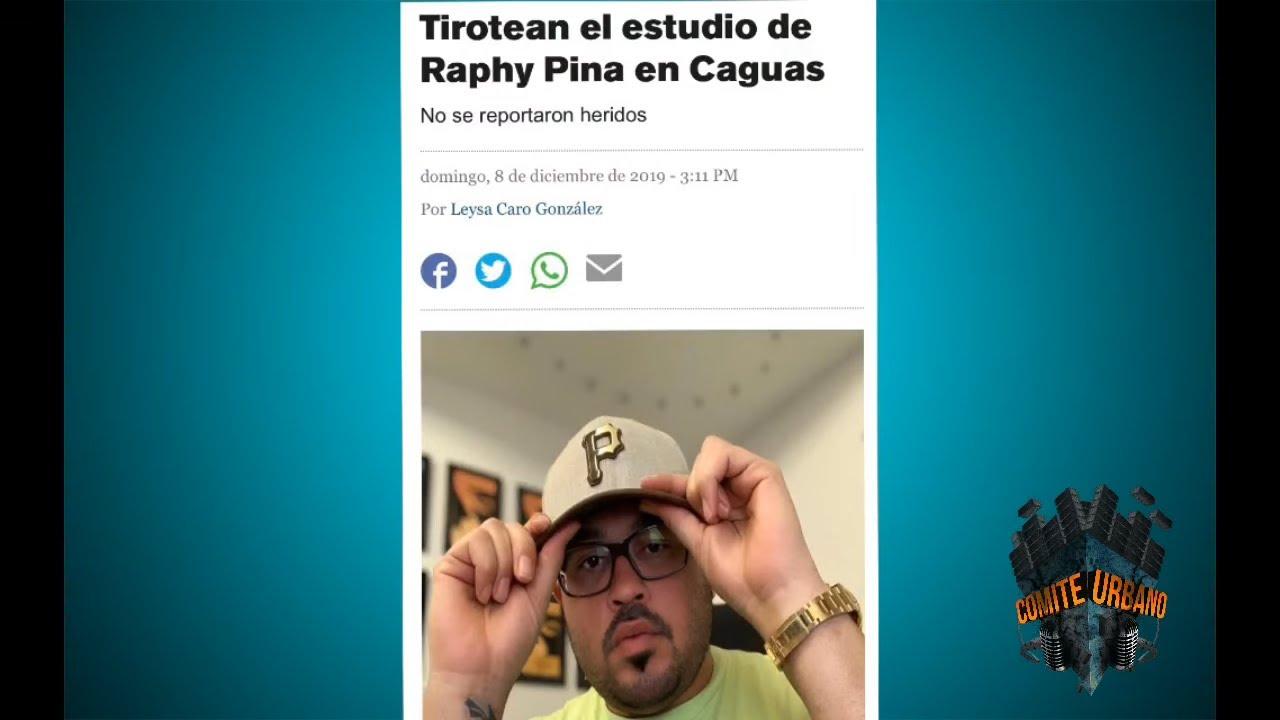 ANUEL AA LE TIRAN BOTELLA EN EL CHOLI | TIROTEAN ESTUDIO DE RAPHY PINA (NOTICIA COMPLETA)