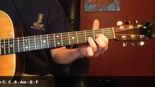 "How to play:  ""The Whippoorwill"" by Blackberry Smoke"