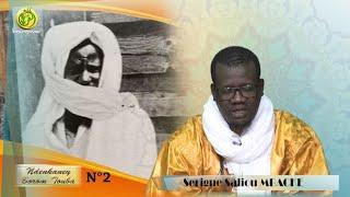 Ndénkaanèy  Cheikhoul Ahmadou Bamba: Njàngal mu mata jàpp te mata bàyi xel.