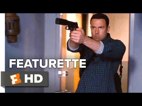 The Accountant Featurette - Solving the Puzzle (2016) - Ben Affleck Movie