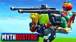 FORTNITE MYTHBUSTERS #21