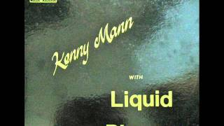 KENNY MANN & LIQUID PLEASURE   Fun 1980 Lp