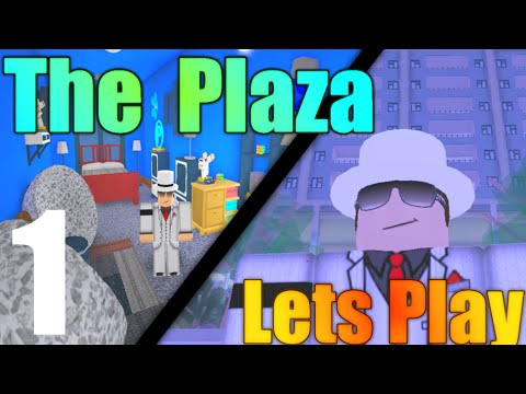 [ROBLOX: The Plaza] - Lets Play/Review Ep 1 - Early Access! Condos, Condos!