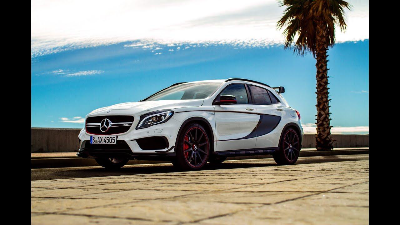 Gla 45 Amg >> Highsnobiety TV   Mercedes-Benz GLA 45 AMG Test Drive - YouTube