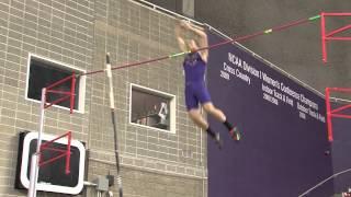 UNI Track and Field 2015 Seniors:  Corey Szamlewski