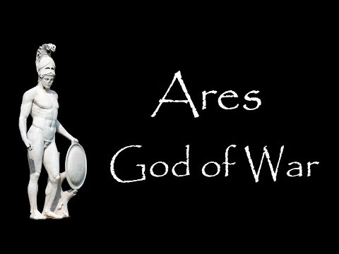 Greek Mythology: Story of Ares
