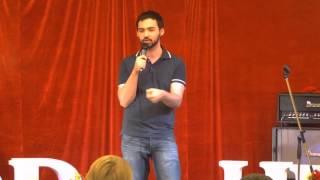 Гарик Оганесян самый смешной на Stand Up Баттл - Пенза 2015(Организаторы мероприятий, берите в аренду оборудование в компании
