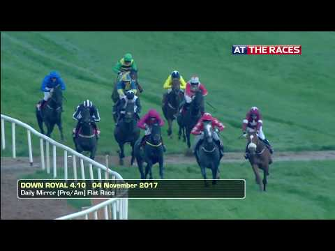 The JNwine.com Champion Steeplechase (Grade 1) | Down Royal | 4th November 2017